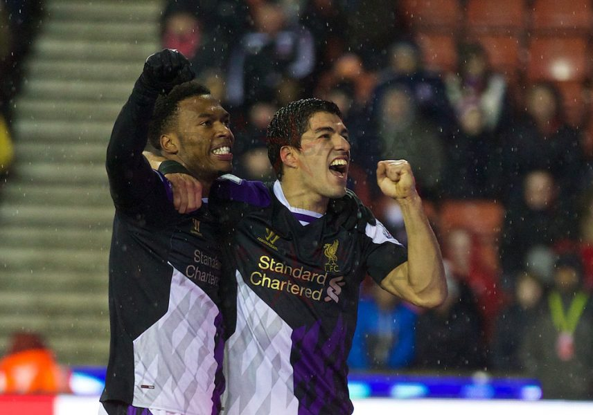 Liverpool get first league win over Stoke